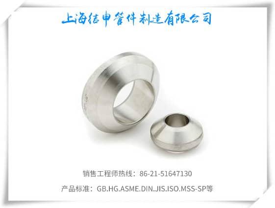 对焊支管台(不锈钢)