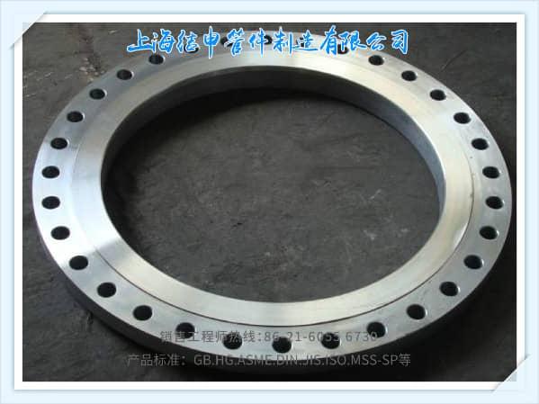 大口径对焊法兰(WN)