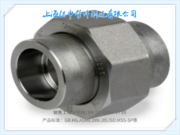 JB/T11398-2013承插焊活接头